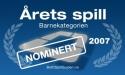 ノルウェー年間ゲーム大賞
